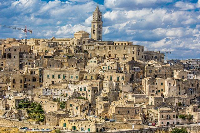 dove alloggiare a Matera