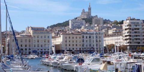 Marsiglia vecchio porto